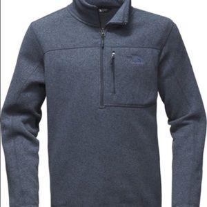 The North Face Quarter Zip Pullover Sweater